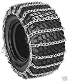 Tire Chains 23X10.50X12 2-Link Spacing