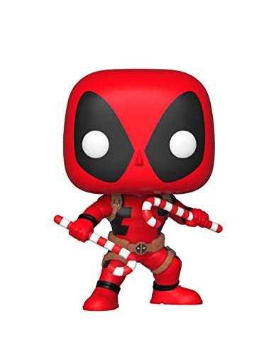 POP! Bobble: Marvel: Holiday Deadpool w/ Candy Canes
