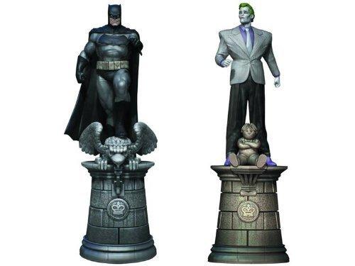 DC Chess Figure & Collector #1 Batman & Joker Kings