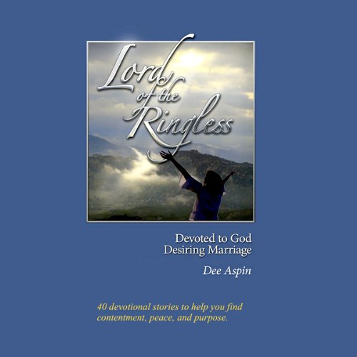 Lord of the Ringless audiobook cover art