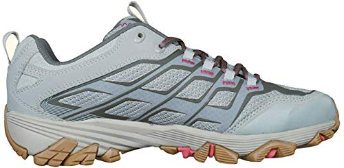 Merrell Moab FST Womens Walking Shoes UK 5.5 Silver Lining