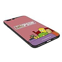 シンプソンズファミリ Simpsons FamilyPhone Case for Iphone 7P/8Pケース 写真入り スマホポーチ 個性 全面保護 スマホケース 軽量 カメラ擦り防止 おしゃれ カバー防水性 耐久性 携帯カバー 耐衝撃 アイホンケース 熱転写 プリント