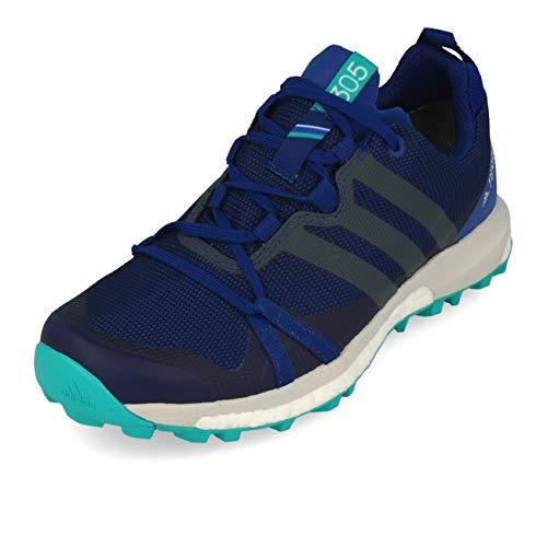 adidas Terrex Agravic GTX W, Zapatillas de Trail Running para Mujer, Multicolor (Tinmis/Gricua/Agalre 000), 37 1/3 EU