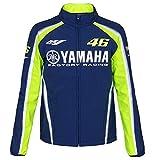 Valentino Rossi VR46 Moto GP M1 Yamaha Racing Soft Shell Jacke Offiziell 2018