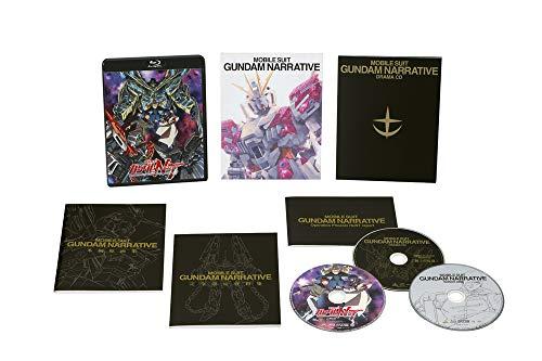 『機動戦士ガンダムNT (特装限定版) [Blu-ray]』の4枚目の画像