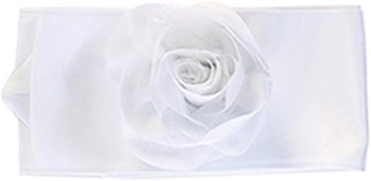 Blossom BL76 Satin & Flower Girl Sash for Weddings
