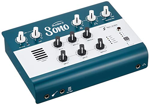 Audient Sono Guitar Recording Amp Interface