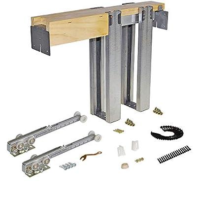 "Johnson Hardware Commercial Grade Pocket Door Frame (36"" x 80"")"