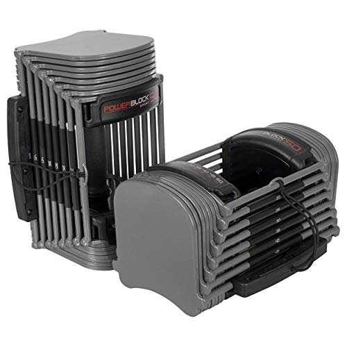 Sport-Tec Power Block Hantel 50, 4,5-23 kg, Paar
