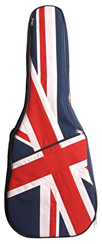 Union Jack acustica Guitar Bag