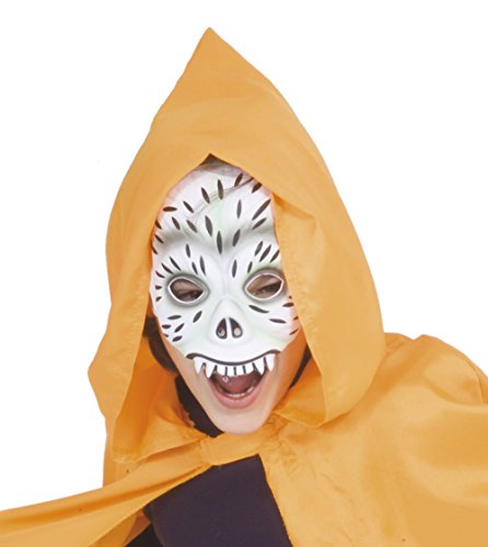 Ciao - Domino con Maschera Halloween Zucca Bambino