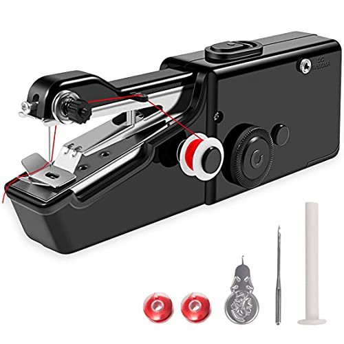 Handheld Sewing Machine   100% Copper Motor   Can Sew Even The Biggest...