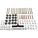 yelloo Set Schrauben für Trampolin Durchmesser 366 cm Ersatzteile Trampolin Trampolin