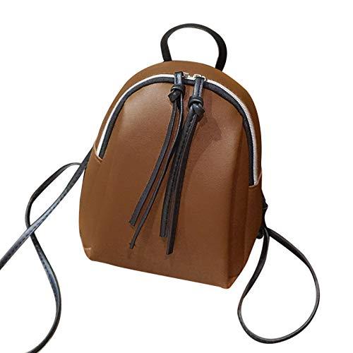 Benedict Mochila de PU Fashion Bag Bandolera para Mujeres Travel Daypack bolso de mano de diseño antirrobo / Mochila PU Fashion Bag Shoulder Bag for Women Travel Daypack Handbag Diseño Anti-Theft