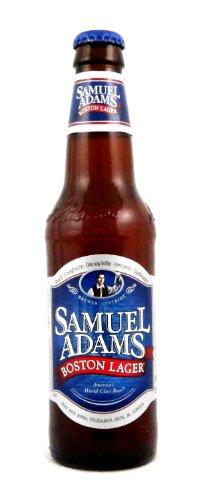 12 x Samuel Adams Boston Lager 0,3l (kein Helium Bier)