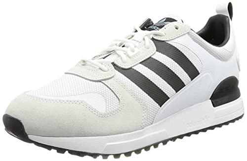 adidas ZX 700 HD, Zapatillas Hombre, Blanc Noir Blanc, 44 EU