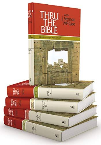 Thru the Bible: Genesis through Revelation (Thru the Bible 5 Volume Set)