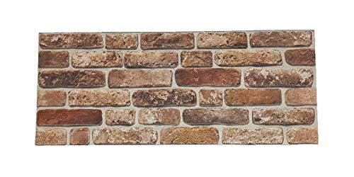 AS1900er: Wandverkleidung   Wandpaneele in Steinoptik   Panel für Wohnzimmer, Küche, Schlafzimmer   Alternative zu normalem Stein