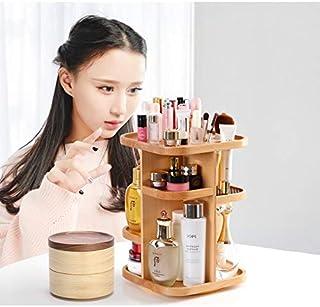 ILH Maquillage Soins De La Peau Boîte De Rangement Peut Tourner À 360 Degrés Étoile Acteur Maquillage Support De Rangement...