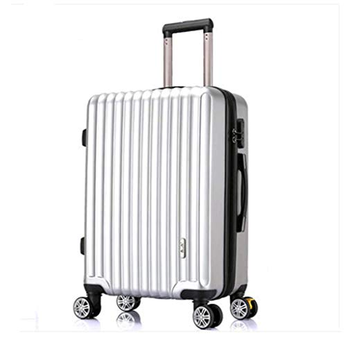 Travel Suitcase Reinforced and Durable Suitcase Waterproof Luggage Suitcase Travel Luggage Trolley Suitcase Hard Shell Travel Bag