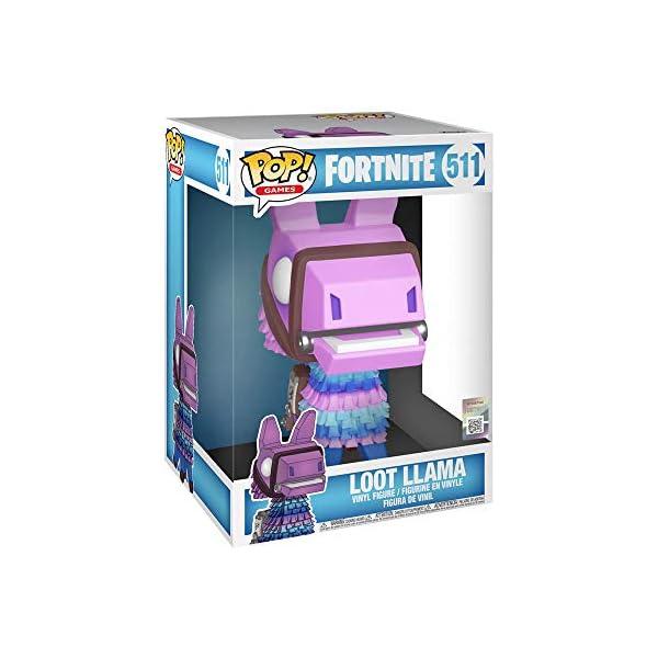 Fortnite Games Funko 39049 Pop Vinilo Loot Llama 10 Figura Coleccionable,