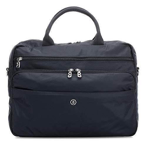 Bogner Damen Businesstasche Verbier Lando aus Nylon Aktentasche mit Reißverschluss