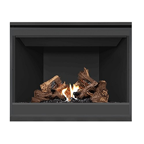 Napoleon Ascent B42NTRE Direct Vent Natural Gas Burning Fireplace Electronic Ignition (42E)