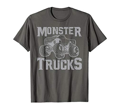 Monster Truck Shirt | Retro Vintage Off Road Tee