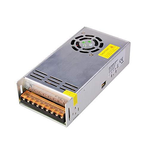 Dapenk PSU Led RGB Strip Netzteil Netzgerät Trafo Halogen Steuerung Spannungswandler Dc 24v 600w Transformator Ac 230v Schaltnetzteil (PS600-24V)