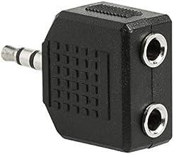 Korjo International Power Adapter, 2.2 Centimeters, Black