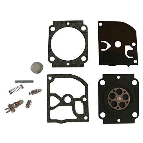 JRL Membrane Diaphragme Rebuild Kit de Carburateur pour C1M-S151 Série A-B Zama RB-155 RB-164