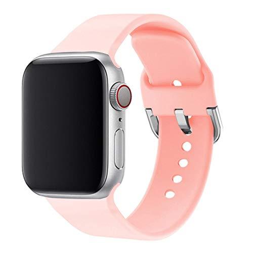 Correa para Apple Watch band 44 mm 40 mm para iwatch pulsera serie 5 4 3 2 1 42 mm 38 mm accesorios de correa de reloj