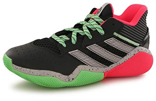 adidas Harden Stepback J, Zapatillas Unisex Adulto, NEGBÁS/Gridos/MENGLO, 39 1/3 EU