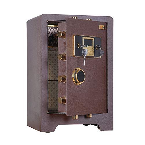 MxZas Wandkluis, beveiligd met digitaal veilig toetsenbord, voor thuisgebruik, kantoor, veilig voor geld, sieraden