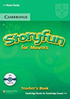 Storyfun for Starters, Movers, Flyers. Movers. Teacher's Book with 2 Audio-CDs