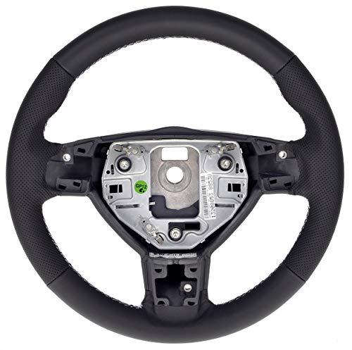 Autofun Extreme Volante con Piel Funda Apta para Opel Astra H