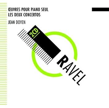Ravel:  L'Oeuvre Pour Piano - Concertos