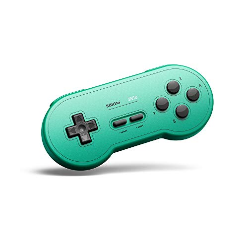 8Bitdo SN30 (GP Color Edition Green) Bluetooth Game Pad