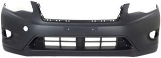 Go-Parts - OE Replacement for 2013 - 2015 Subaru Xv Crosstrek Front Bumper Cover (CAPA Certified) SU1000172C SU1000172C Replacement For Subaru XV Crosstrek