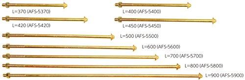 カナイ フィストアンカーボルト M16×450 AFS-5450 000-8702(20入1ケース)