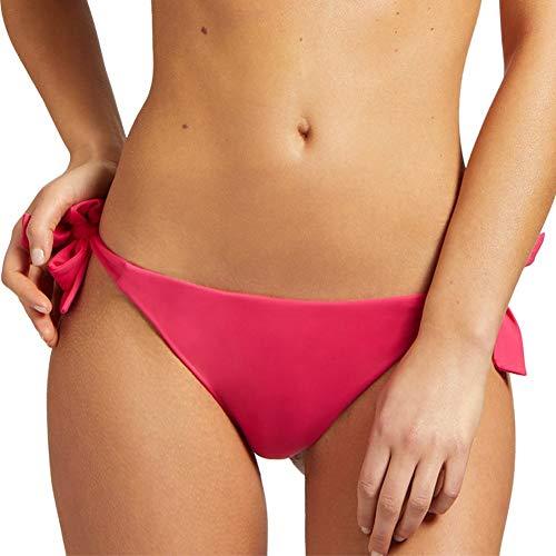 YAMAMAY® Costume da Bagno Slip Mare con Lacci Tinta Unita - Essential