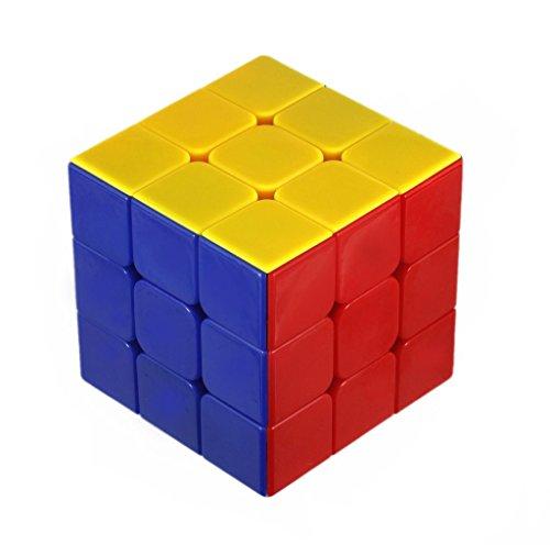 Cubo mágico 3x3x3 Profissional ShengShou Stickerless Speedcubing