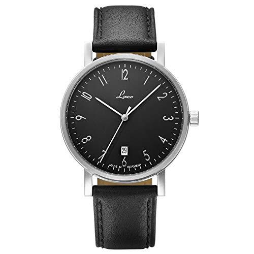 Laco JENA Armbanduhr mit Automatikwerk - Made in Germany (Herren)