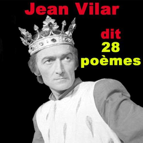 Couverture de 28 poèmes de Charles d'Orléans à Guillaume Apollinaire
