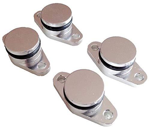 Twowinds - Mariposas Admisión 22mm (Lote de 4 unidades) E87 E46 E90 E39 E60 E61 E65 E83 E53