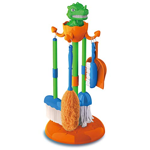 Toy Chef Kids Dinosaur Cleaning ...