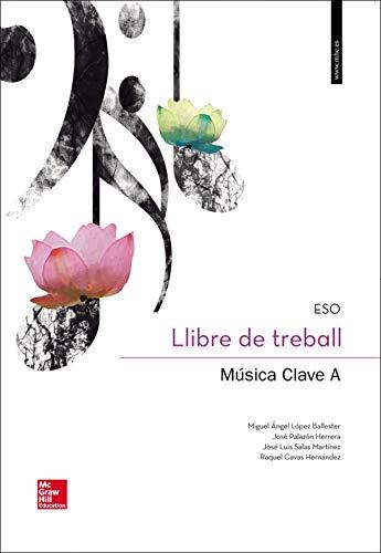 Música Clave A 1R. Valencià. Llibre De Treball. ESO - 9788448608309