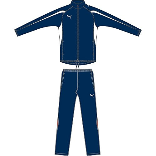 PUMA, PowerCat 5.10 Woven Suit, trainingspak voor kinderen