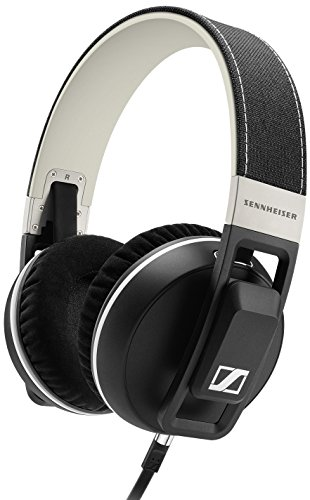 Sennheiser Urbanite XL Black Urbanite XL Over-Ear Headphones - Black (Discontinued by Manufacturer)