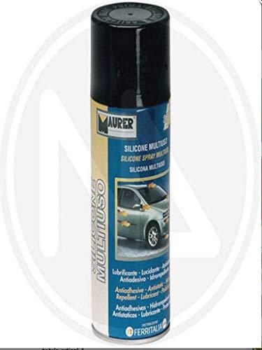 Maurer 12060340 Spray Olio Siliconico 400 ml.